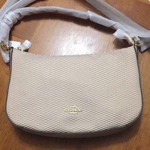 3fc47781d067 Coach Bags - NWT Coach Legacy Jacquard Chelsea Crossbody Bag